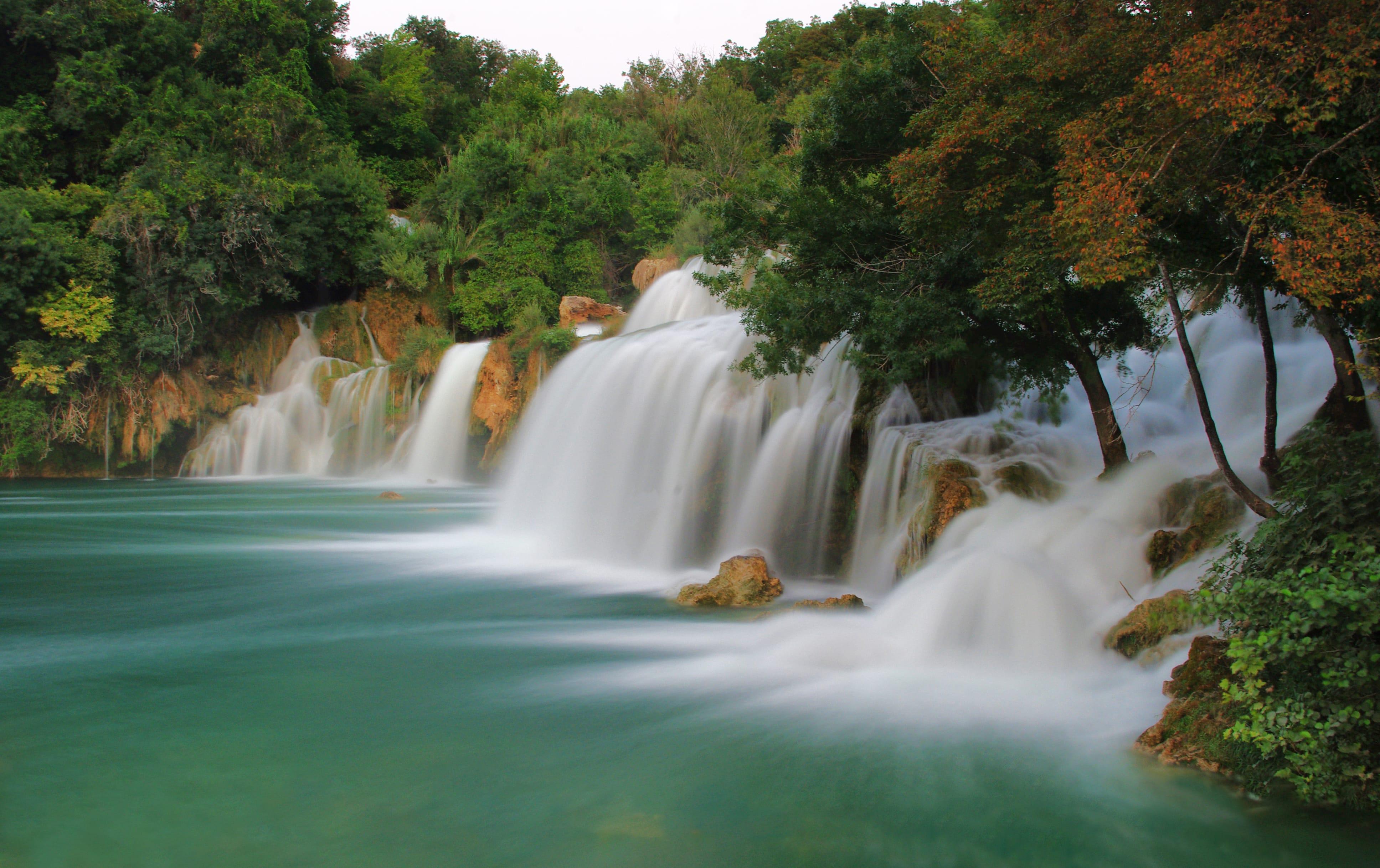 Wodospady Krka